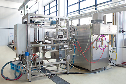 Fresh juice processor automates pasteurization with continuous process