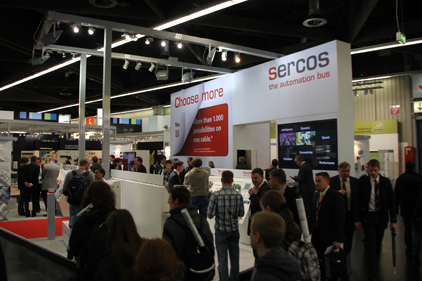 SPS IPC Drives Exhibition launches sercos III