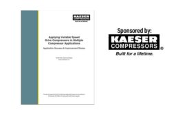 Applying VSD Compressors in Multiple Compressor Applications
