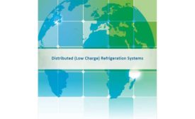 Low-charge ammonia refrigeration systems