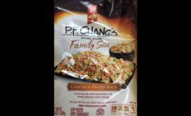 Conagra frozen chicken meal recall