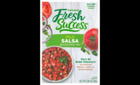 Concord Fresh Success Mild Salsa Seasoning Mix