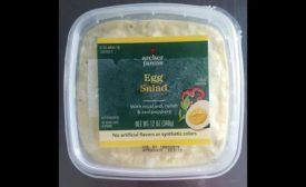 Target Fresh Market salad recall
