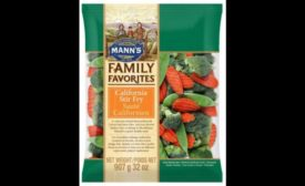 Mann's vegetable recall