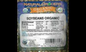 Soybean mold recall