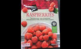 Aldi frozen raspberry recall
