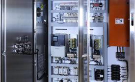 Spiral freezer controls