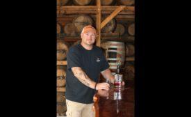 Garrison Brothers master distiller Donnis Todd