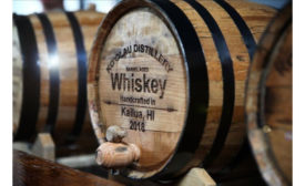 Hawaii whiskey