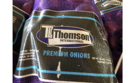 Recalled onions from Thomson International