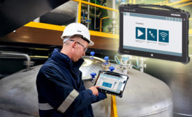 Preinstalled driver libraries provide an easy-to-use, touch-enabled tool for managing field instruments during their entire life cycle. Source: Endress+Hauser