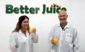 Better Juice Cofounders Blachinsky and Yarom