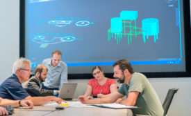 Multidiscipline engineering firms can examine a project from all perspectives