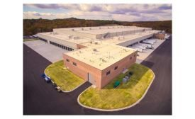 Smithfield Foods' new distribution center in Maryland opened in the fall of 2019