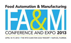 Mark Hanley of Land O'Lakes, Bill Kinsey of Synder's-Lance Added to Food Automation & Manufacturing Conference 2013 Schedule