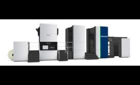 Koenig & Bauer RotaJET 168 inkjet printing press
