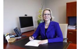 Hershey's CEO Michele Buck
