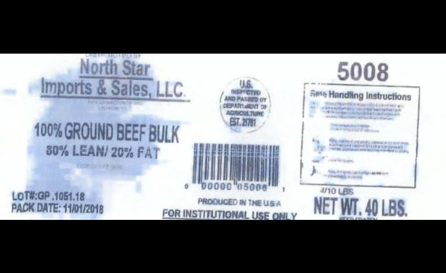 Grant Park Packing recalled beef
