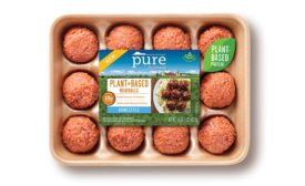 Pure Farmland meatballs