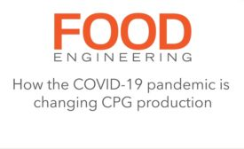 How the COVID-19 pandemic is changing CPG production
