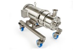 DynaShear Sanitary Inline Continuous Mixer/Emulsifier