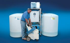 Spraying Systems Sanitation