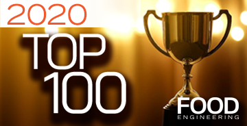 2020 Top 100 Food and Beverage Companies