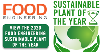 2020 Sustainable Plant of the Year