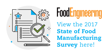 State of Food Manufacturing survey