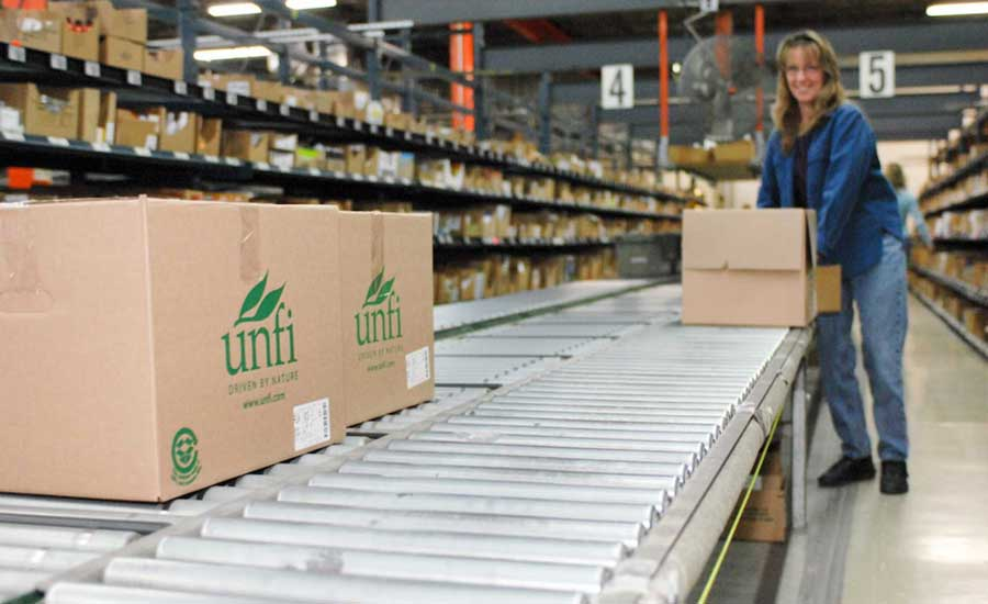 United Natural Foods Inc. distribution center