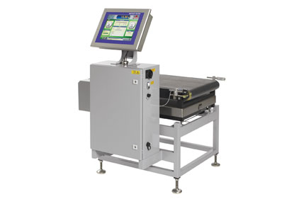 Heavy product checkweigher