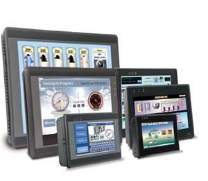 HMI interfaces