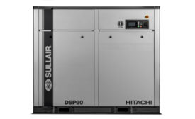 Sullair DSP90 Oil-Free Rotary Screw Air Compressor
