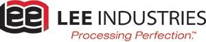 Lee industries logo color tagline